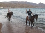 Riding adventure, Dahab, Egypt